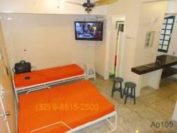 Cabo Frio Praia do Forte Temporada 1 Quarto 7 camas Garagem WIFI