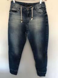 Calça jeans jogger Tam 46