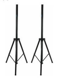 Tripé, pedestal, suporte para caixas de som.