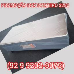 Cama box Solteiro ***