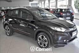 Honda HR-V  Ex  CVT Automática 2018 Preta