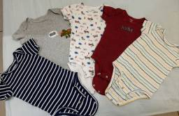 Kit bobys Carter's 12meses