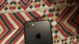 iPhone 7 original preto fosco 32gb