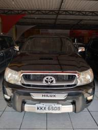 Toyota Hilux SRV 2007 4x4 Manual Extra