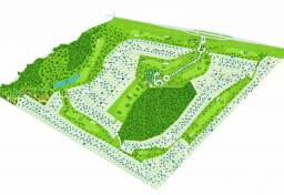 Título do anúncio: Terreno no Condomínio Terras do Golfe, 1000 m².