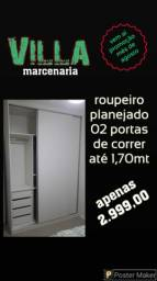 Super promoção de Roupeiros e gabinete de cozinha