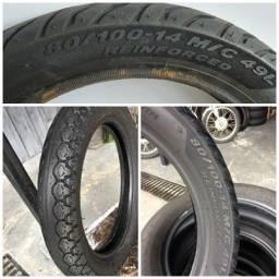 pneu meia vida