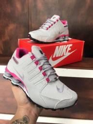 Tênis Nike shox feminino 4 molas