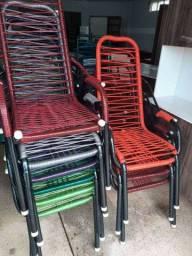 Cadeira fibra