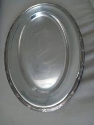 Travessa de Prata Espessurada Fracalanza = 32x51 cm