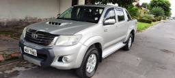 Hilux SRV 3.0 DT AT 4X4 2013 (ent 50.000÷48×1.989,00)