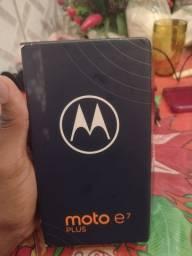 Título do anúncio: MotoE7 plus