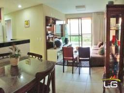 Apartamento 3 Quartos, Mobiliado no Mediterranée Residence