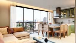 Apartamentos de 1 a 3 suítes de 47 a 104 m2