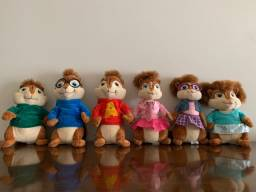 Coleção Alvin e os Esquilos.