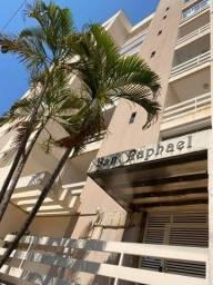 Título do anúncio: Apartamento no Edifício San Raphael, 92 m² com 3 quartos sendo 1 suíte