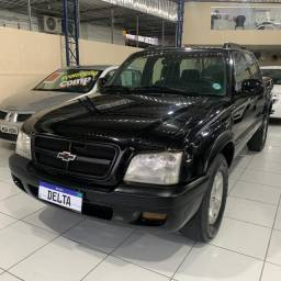 "S10 Advantage 2.4 Flex Completa ""Impecavel"" 2008"