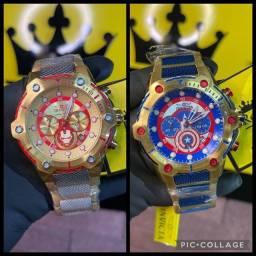 Relógio BOLT VINGADORES NOVO !