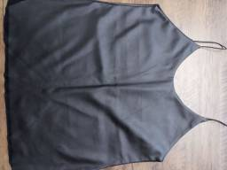 Blusinha de corino $5,00