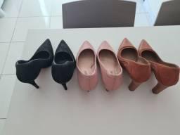 Sapatos tamanho 38