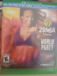 Jogo Xbox one Zumba Fitness world party