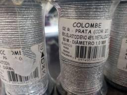 Elástico Metalizado