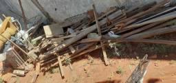 Desapego entulhos pós obras e madeiras ripas