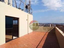 Apartamento com 2 dormitórios para alugar, 80 m² por R$ 1.500,00/mês - Campos Elíseos - Ri