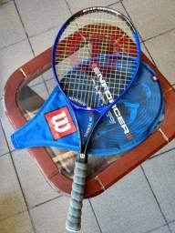 Raquete de tênis Wilson Enforcer Soft Shock