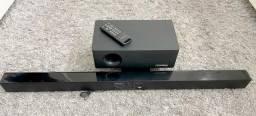 Home Theater Sound Bar Mondial 100W Bluetooth!