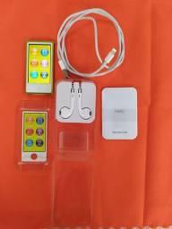 iPod mano 7° geração 16gb nunca usado