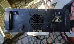 Amplificador times one rf 702