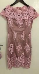 Vestido de festa lindo, usado apenas uma vez