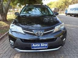 Toyota Rav4 2.5 4x4 2013 Automática Completa + Teto Solar.