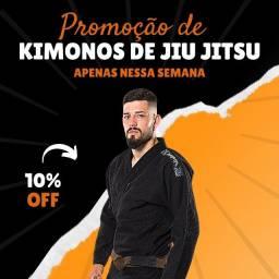 Kimono de Jiu Jitsu Yama