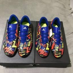 Adidas Nemeziz Messi TF society Nº40 e 41