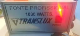 Fonte Translux 1000watts.