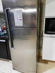 Frost Free Duplex 429 litros Inox com Smart Bar<br>LIMOEIRO-PE<br>