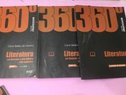 Livro de literatura- Ensino Médio