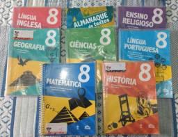 Vendo livros do Colégio Adventista