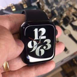 Smartwatch IWO S88 +49 Watch Faces e Jogos (Brinde)