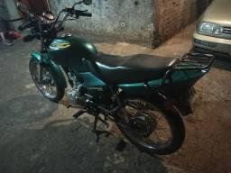 Vendo moto 2001 125 completa