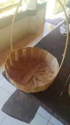 Cesto bambú