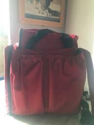 Bag para fazer entregas