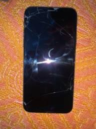 iPhone X Trincado