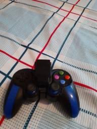 Controle de celular pra jogar jogo