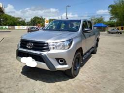 Toyota Hilux CD 4x4 2017 Diesel