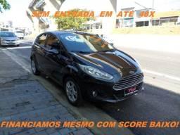 Ford New Fiesta Se 1.6 16v Flex 2013/2014