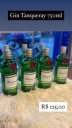 Gin Tanqueray 750ml ! Passo cartão!