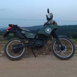 Honda NX 200 2001